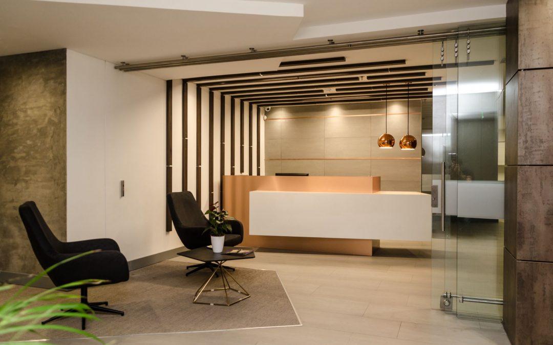 Oficinas Núcleo Constructora